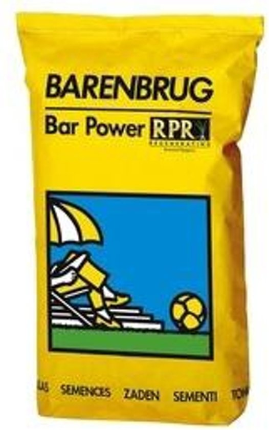 Barenbrug Bar Power Speelgazon (RPR)
