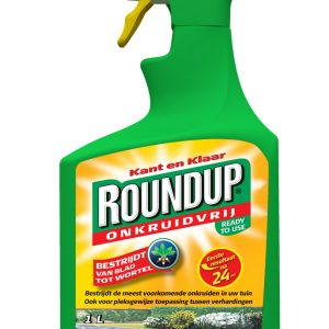 Round Up Kant en Klaar sprayer 1 Liter