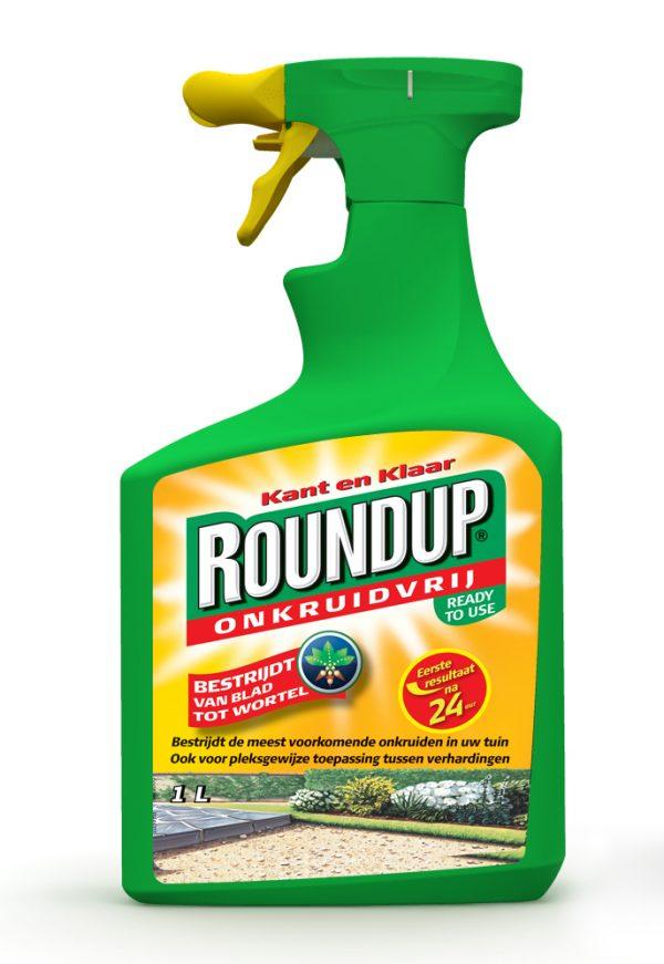 Round Up Kant en Klaar sprayer 1 Liter