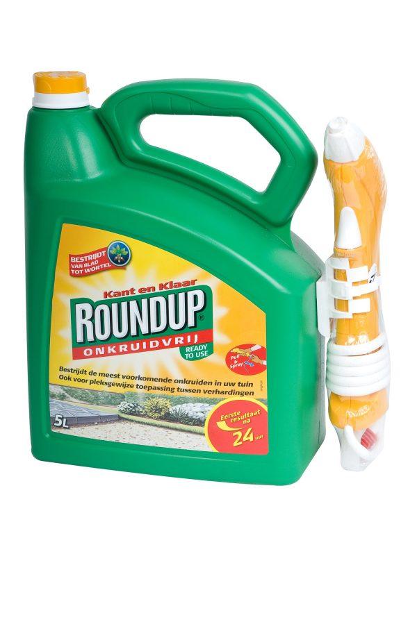 Round Up Kant en Klaar sprayer 5 L