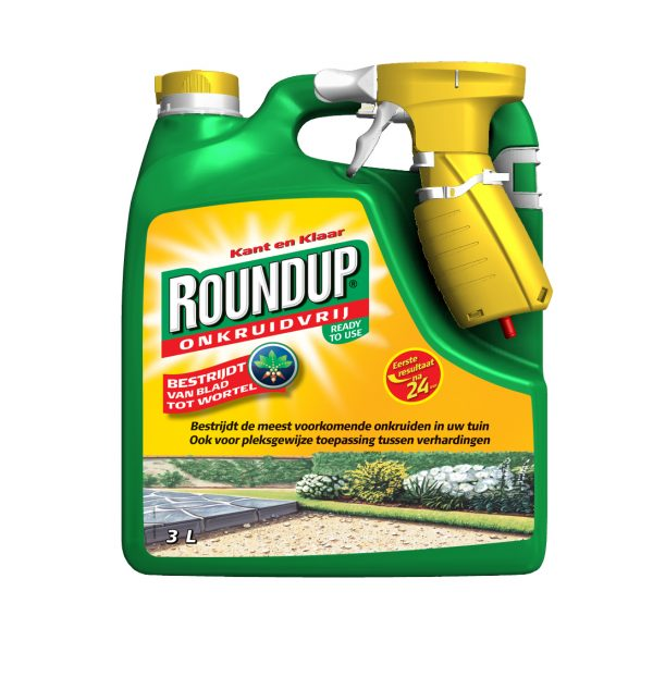 Round Up kant en klaar spray 3 l