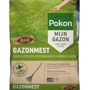 Pokon Bio Gazonmest 75m2