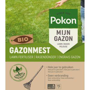 Pokon Bio Gazonmest voor 15m2