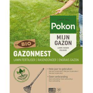Pokon Bio Gazonmest voor 30m2